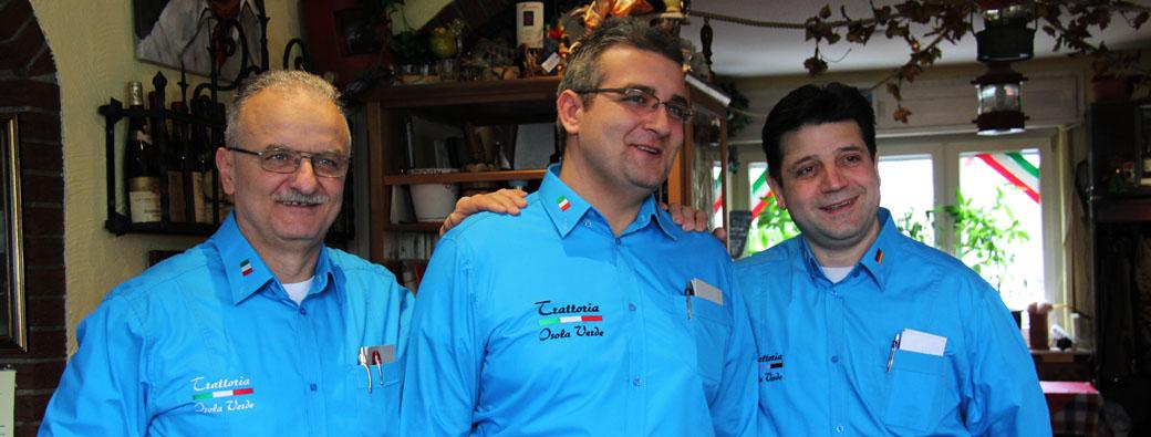 Team Trattoria Isalo Verde